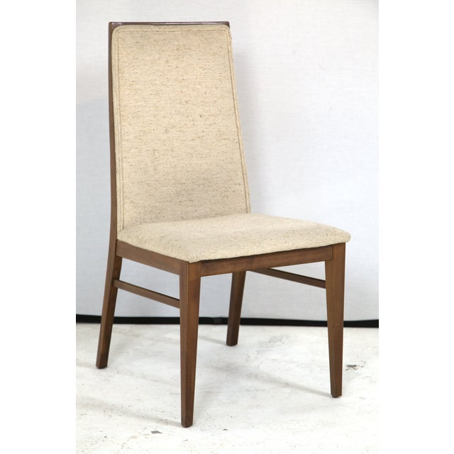 Milo Baughman for Dillingham Dining Chairs - S/4 - Image 4 of 9