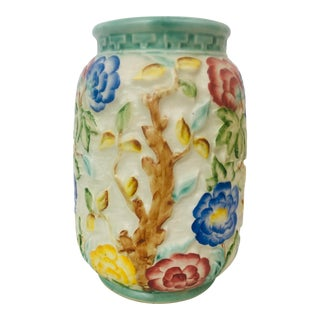 Mid 20th Century Indian Tree Vase by H J Woods For Sale