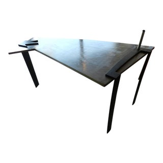 Most Interesting Studio Steel Desk For Sale