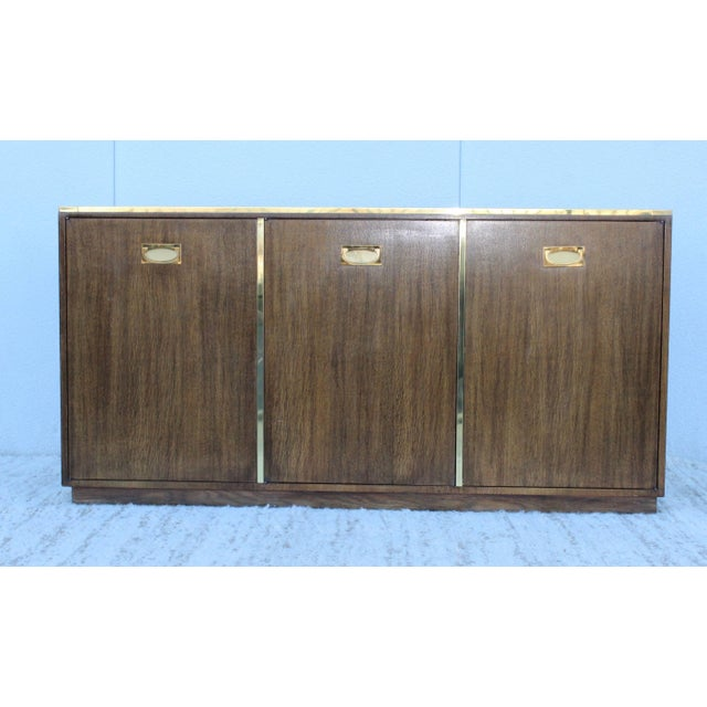Mid-Century Modern Baker Credenza For Sale - Image 9 of 11