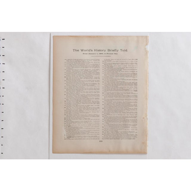 1900 - 1909 Cram's 1907 Map of Usa For Sale - Image 5 of 7