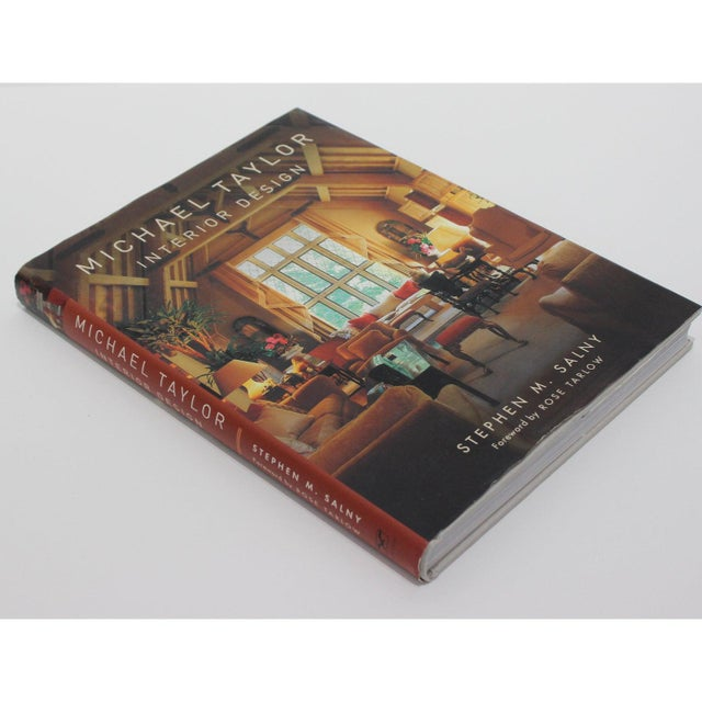 """2000 - 2009 """"Michael Taylor Interior Design"""" Book For Sale - Image 5 of 13"""
