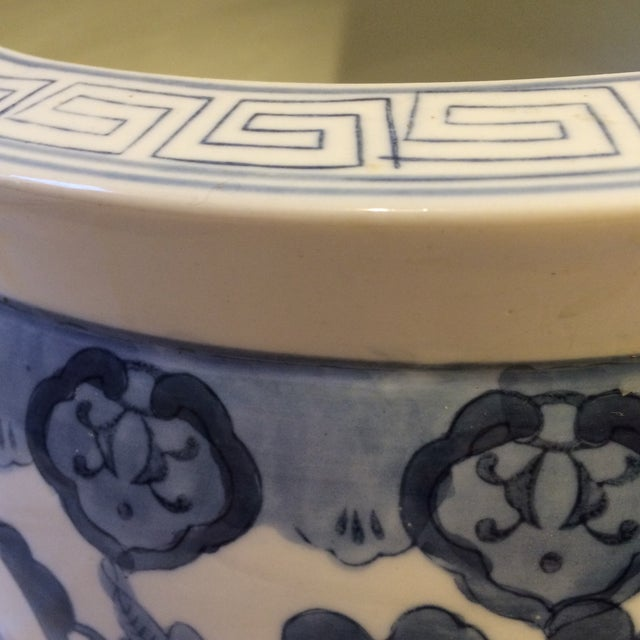 Vintage Chinoiserie Cachepot - Image 5 of 6