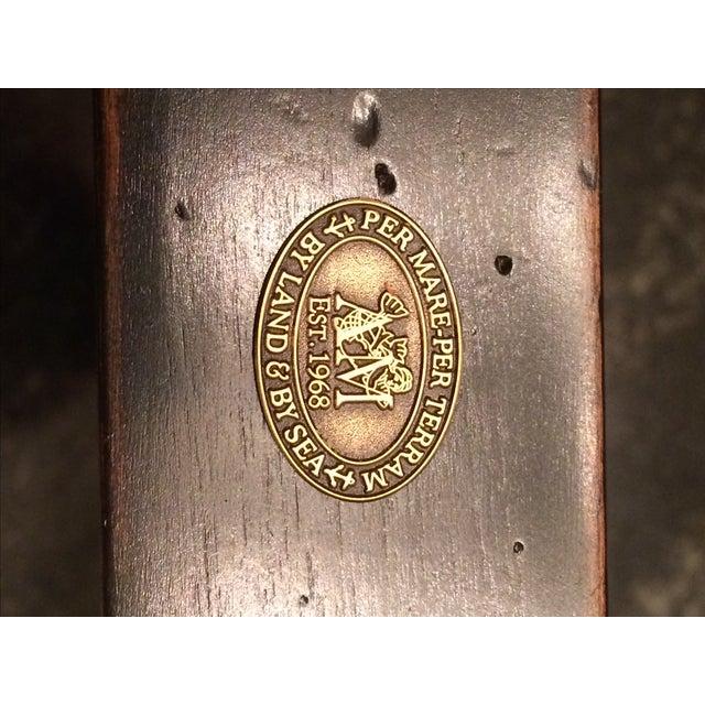Authentic Model Venetian Tic Tac Toe Board - Image 6 of 6