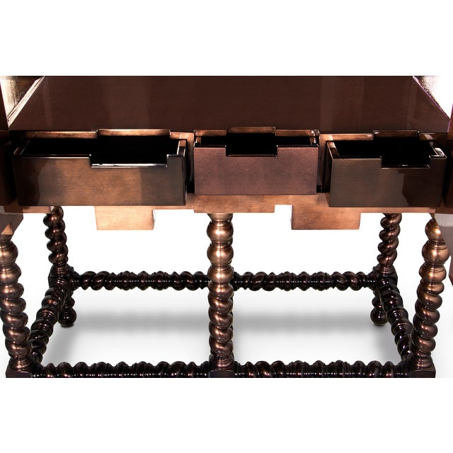D. Heritage Cabinet From Covet Paris For Sale - Image 4 of 7