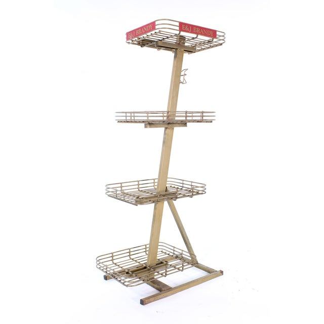 E&j Brandy Advertising Stand For Sale - Image 9 of 13