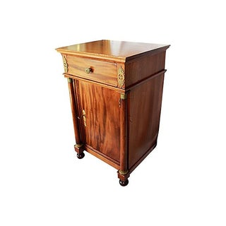 French Empire Style Side Table For Sale