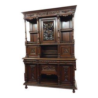 Antique French Cabinet Circa 1850 For Sale