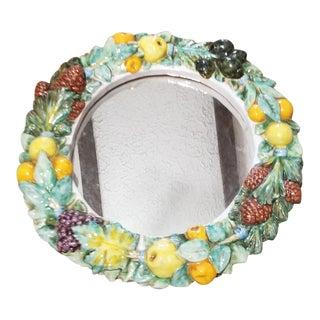 1980s Vintage Cottura Mirror For Sale
