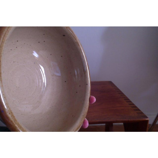 "Dansk ""BLT"" Spice Tan Serving Bowls - A Pair - Image 4 of 6"