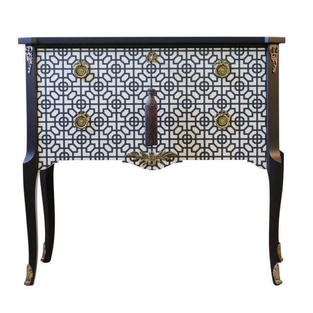 1960s Art Deco Commode For Sale - Image 5 of 5