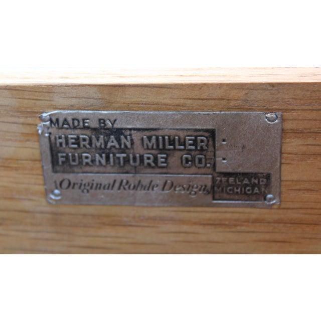Gilbert Rohde For Herman Miller Paldao Wood Dresser For Sale - Image 10 of 11