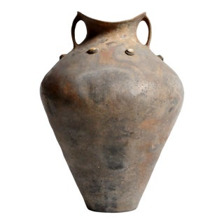 Antique Neolithic Chinese Vessel For Sale