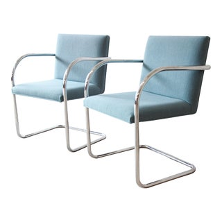 Brno Club Chairs by Gordon International, 8 Available For Sale