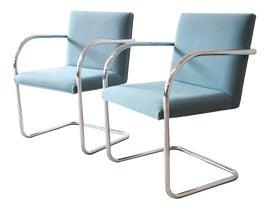 Image of Bauhaus Club Chairs