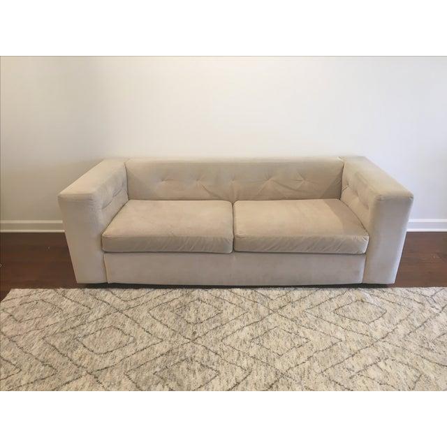 West Elm Modern Sofa - Image 2 of 5