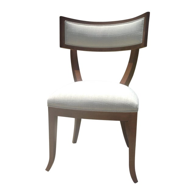 Modern Mid Century Style Klismos Dining Chair - Image 1 of 7