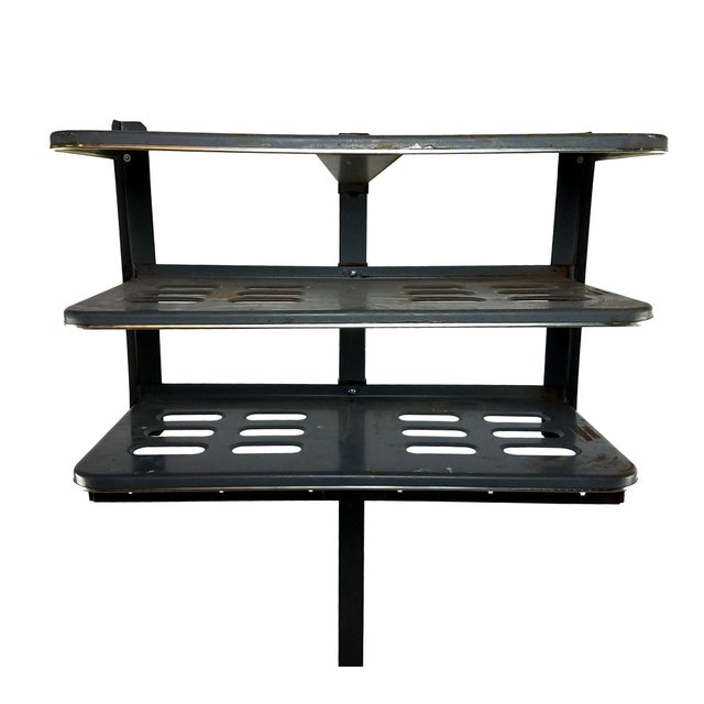 Industrial Gingher Scranton Coat Rack For Sale - Image 4 of 6