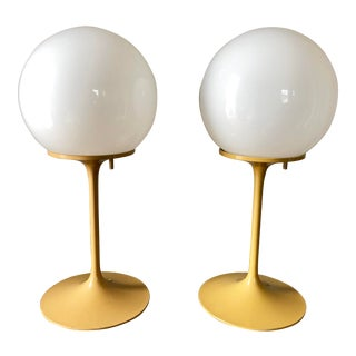 Mid Century Bill Curry Stemlite Table Lamps-A Pair For Sale
