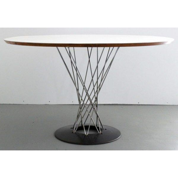 Noguchi Cyclone Table - Image 3 of 6
