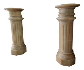 Image of Marble Pedestals and Columns