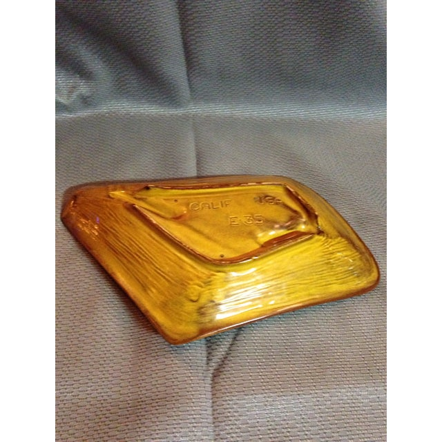 California Pottery Mid-Century Modern Ashtray For Sale - Image 5 of 5