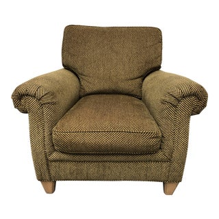Hickory White Custom Arm Chair For Sale