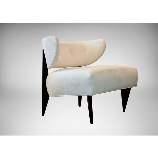 Mid-Century Sculptural Lounge Chair in the Style of Billy Haines, 1950s - Image 2 of 7