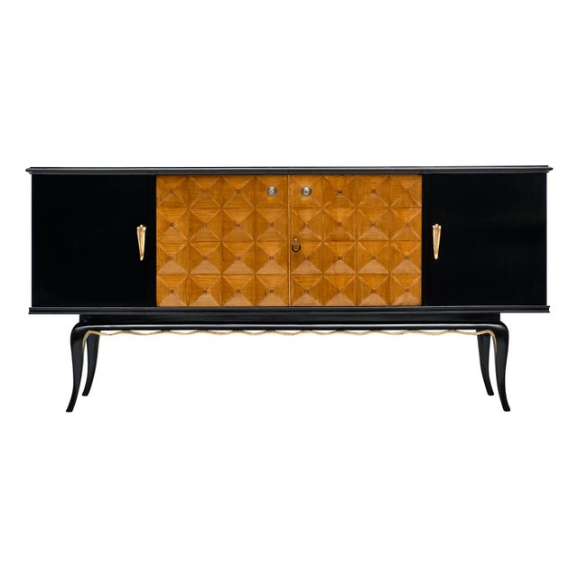 Italian Mid-Century Modern Buffet For Sale - Image 12 of 12