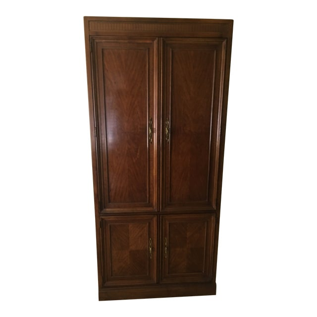 1980s Drexel Traditional Cabinet For Sale