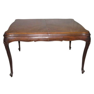 French Provincial Extension Table For Sale