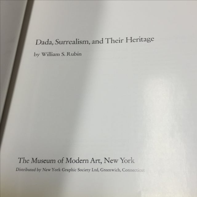 Mid-Century Modern 1968 Dada Surrealism & Their Heritage MoMA For Sale - Image 3 of 10