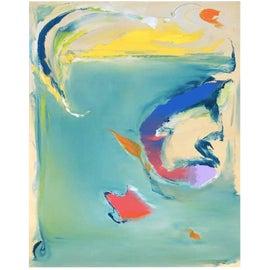 Image of Teal Paintings
