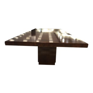 Hollywood Ralph Lauren Dinning Table For Sale