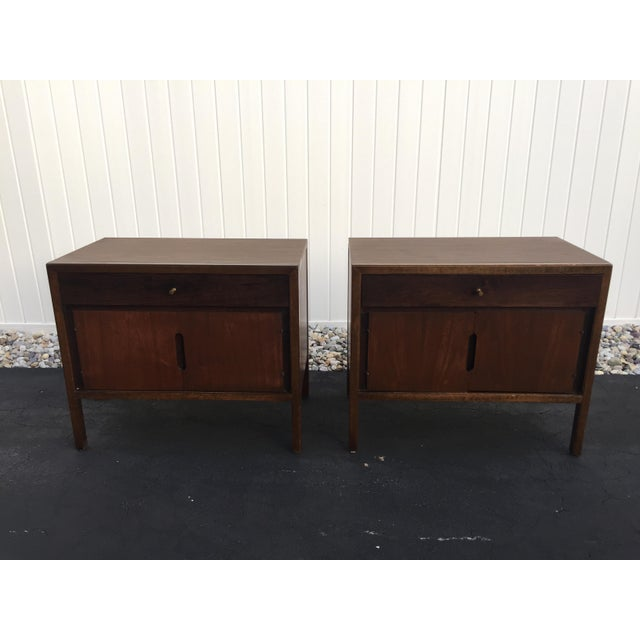 Mid-Century Modern Mid-Century Basic Witz Nightstands - A Pair For Sale - Image 3 of 11