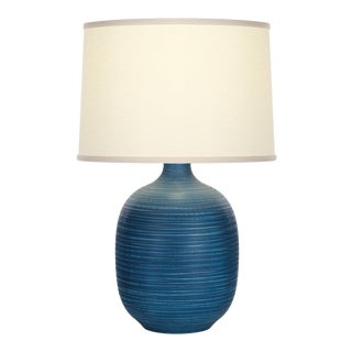 Curated Kravet Sayles Table Lamp For Sale