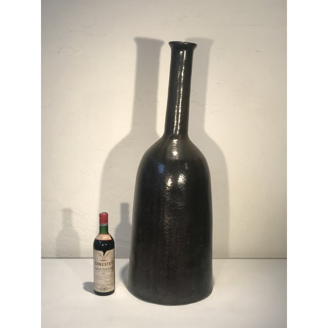 1980s Vintage Clayton Bailey Floor Vessel For Sale - Image 5 of 8