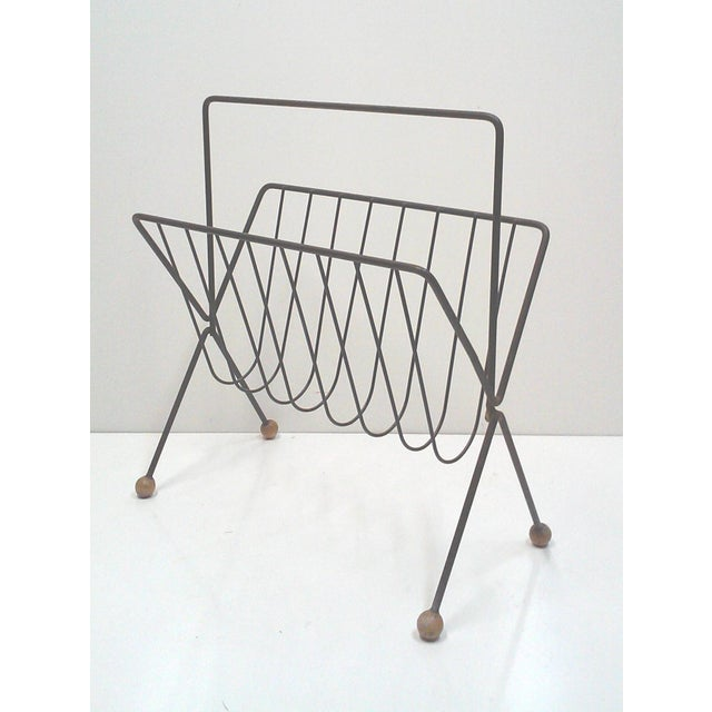 Tony Paul Tony Paul Magazine Rack For Sale - Image 4 of 6