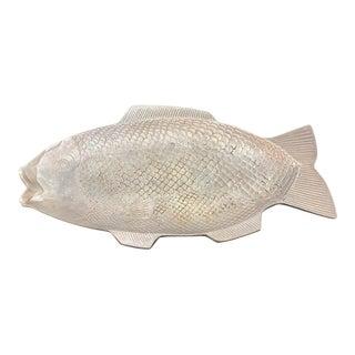 Mid Century Sigma the Tastesetter Fish Platter For Sale