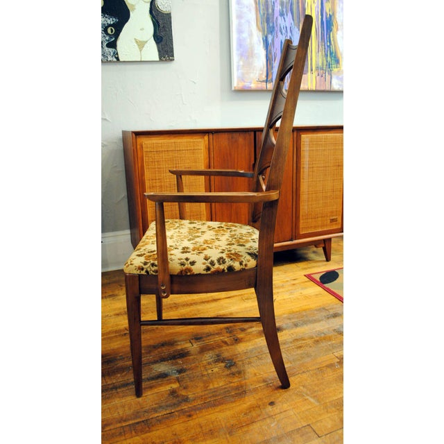 Kent Coffey Mid-Century Perspecta Dining Chairs - Set of 8 - Image 8 of 11