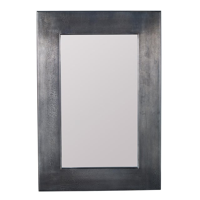 Contemporary Curated Kravet Huntington Mirror For Sale - Image 3 of 3