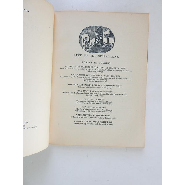 English Hymns & Hymn Writers Book For Sale - Image 4 of 9