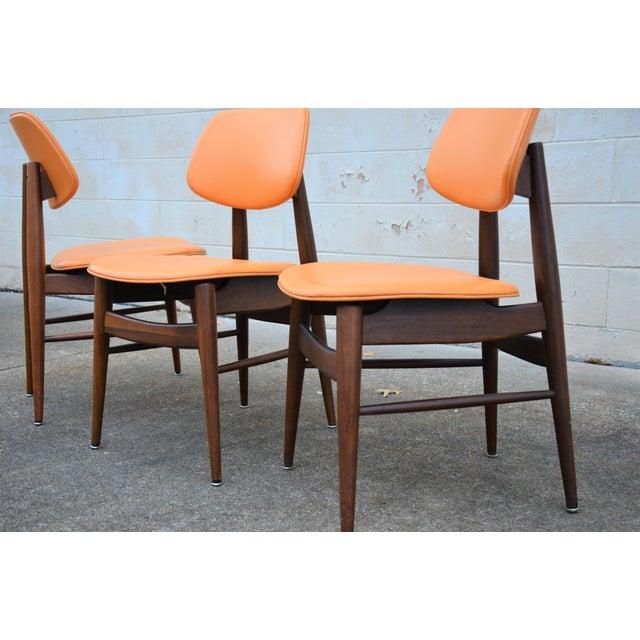 Thonet Mid Century Modern Dining Chairs Set Of 3 Chairish