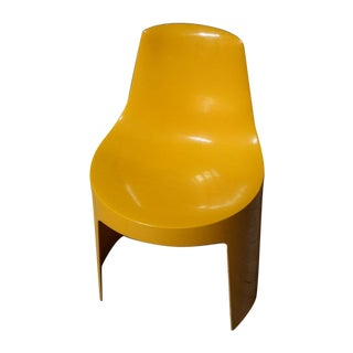 """Matching Overman Ab """"Tango"""" Stacking Chairs - 4 For Sale"""