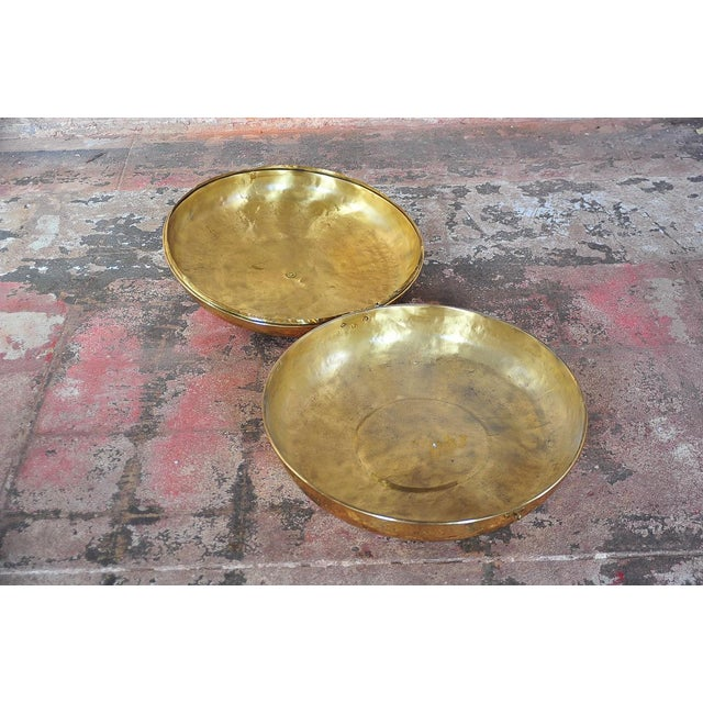 Antique 19th Century Brass Foot Warmer For Sale - Image 4 of 11