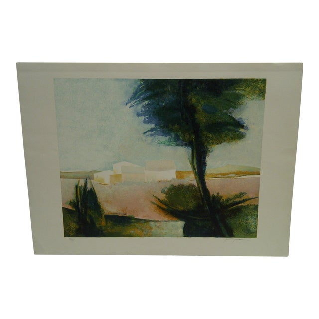 "Claude Gaveau ""Lavender"" Limited Edition Print - Image 1 of 6"