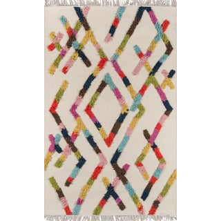 Novogratz by Momeni Indio Ramona in Multi Rug - 2'X8' Runner For Sale