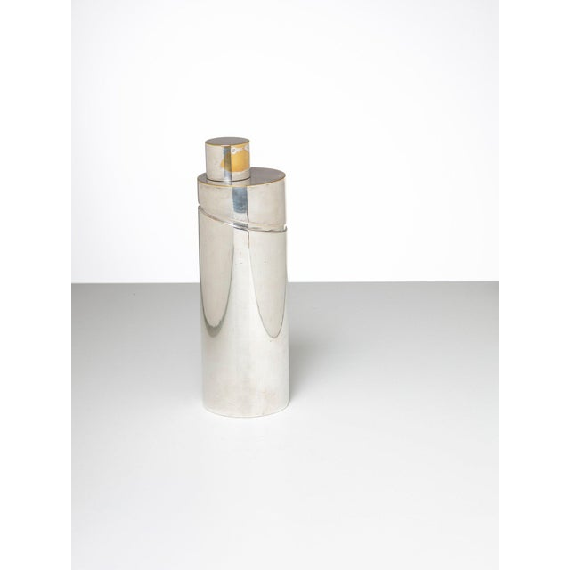 "1950s ""Windsor"" Shaker by Lino Sabattini for Christofle For Sale - Image 5 of 5"