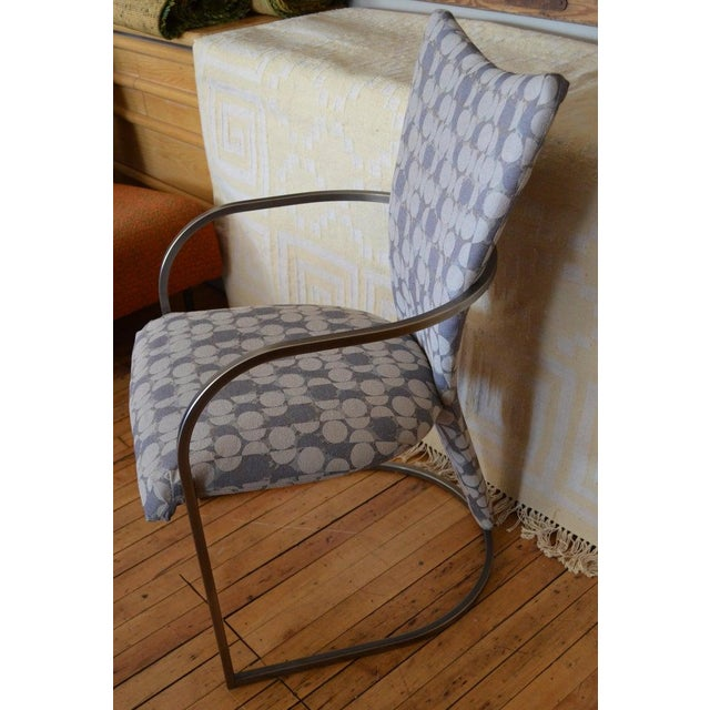 Dining Chairs, Set of 4, by Design Institute America, Midcentury, Reupholstered For Sale In Madison - Image 6 of 13