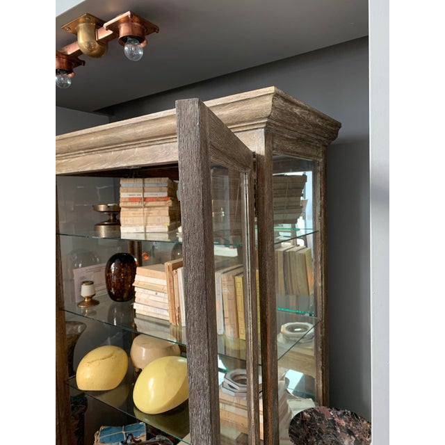 Rustic European Style Cabinet For Sale - Image 4 of 7